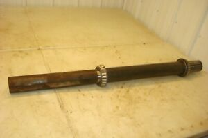 1966 Oliver 1550 Gas Tractor Rear Axle
