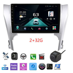 10 2 1080p Android 9 0 Car Gps Radio Player 2 32g For Toyota Camry 2012 2014