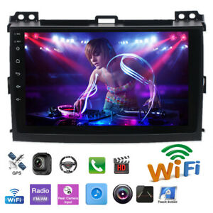10 2 1080p Android 9 0 Car Gps Player For Toyota Land Cruiser Prado 2004 2009