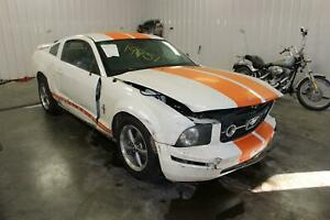 2005 06 Ford Mustang At transmission 4 0l 5 Speed Sohc Rwd 169k Miles