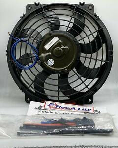 Flex A Lite 39224 24 Volt S Blade Electric Fan