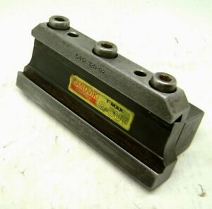Sandvik Coromant Tool Block For Cut off Blades 151 2 16 25m Free Shipping