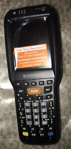 Datalogic Skorpio X4 Mobile Computer 942500002 Mfd jan 2019 No Battery Included