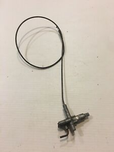 Mint 1957 Chevrolet Car Windshield Wiper Switch Control Cable 57 Chevy Oem