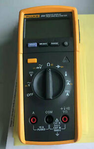 Fluke 233 Remote Display True Rms Multimeter Used