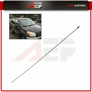 31 Black Stainless Antenna Mast Radio Am Fm For Toyota Sienna 1998 2016