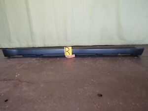 09 10 11 12 13 Subaru Forester Right Passenger Side Rocker Panel Trim Skirt Oem