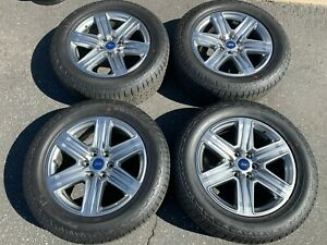 2019 Ford F150 Fx4 Factory 20 Wheels Tires Oem Rims 10143 Expedition 10172