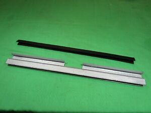 Mg Mga Coupe Door Window Glass Regulator Channel Left Or Right Nla Orig
