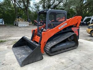 2018 Kubota M5 091 4x4 Farm Tractor With La1854 Loader Ready To Work