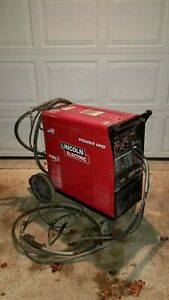 Lincoln Mig Welder Mp350