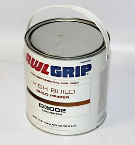Akzonobel Awl Grip High Build Primer D3002 Converter 1 Gallon