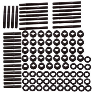 Cylinder Head Stud Kit Standard Length For Chevy Sbc 305 327 400 350 Small Block