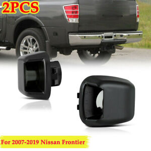 For 2007 2019 Nissan Frontier License Plate Light Rear Bumper Lamp Replacem