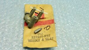 Ih International Scout 80 800 Genuine Nos Carburettor Needle Seat 1904 Carby