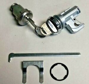 New 1969 1978 Cadillac Glove Box Compartment Trunk Lock Set With Gm Keys