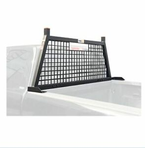 Pickup Headache Rack Truck Cab Rear Window Protection Adjustable Steel Guard