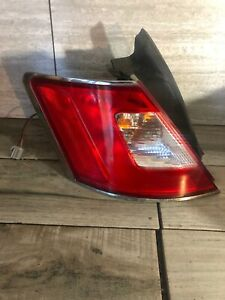 Ford Taurus Tail Light Assembly Lamp Driver Side Left Fits 2010 2011 2012 Oem