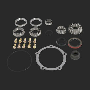 Strange R5238 Ford 9 In Install Kit N1922 N2322 Supports 35 Spline Pinion