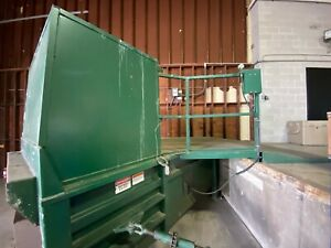 Trash Compactor Marathon Ramjet Model Rj 225 10hp Electrical Motor