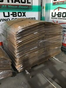 100 30x17x17 Large Cardboard Boxes Lot Of 100