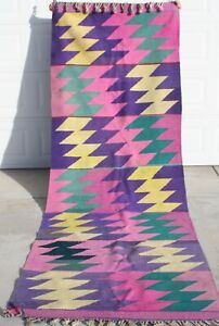 Antique Kurd Kilim Rug