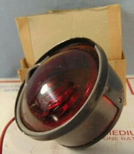 Nos 1940 S Vintage Truck Or Travel Trailer Tail Stop Light Ford Chevy Dodge