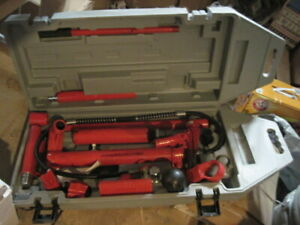 Power Hydraulic Jack Repair Kit 10 Ton Frame Repair