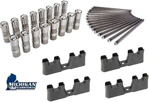 Ls7 Lifters Set Guide Trays 7 400 Pushrods 4 8 5 3 5 7 6 0 6 2 7 0