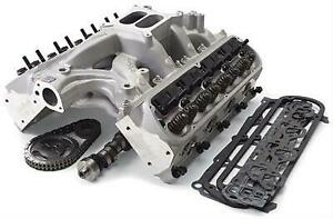 Edelbrock Total Power Package 451 Hp 351w Small Block Ford Top End Engine Kits