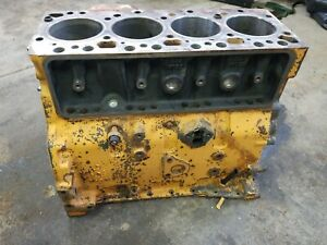 Used Cummins 4bt 4b 3 9 Bare Block Engine Motor Diesel