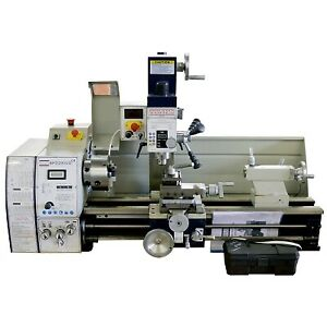 Bp290vg 11 X 28 High Precision Variable Speed Combo Lathe Combo Lathe mill d