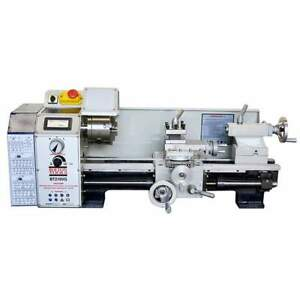 Bt210vg 8 Inch X 15 Inch Precision Mini Metal Lathe Variable Speed