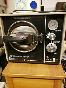 Midmark Ritter M7 Speedclave Steam Sterilizer 3 Trays Included Medical tattoo