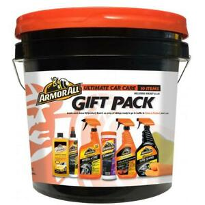 Armor All Ultimate Car Wash Detailing Cleaning Kit 10 Pieces Automotive