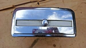 1951 1952 1953 Hudson Hornet In Dash Ash Tray Original Super Wasp