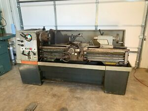 Clausing Colchester 15 X 50 Engine Lathe With Turret Attachment