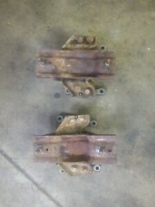 05 Ford F250 F350 Used 6 0l Right Left Engine Motor Mounts Pair Set
