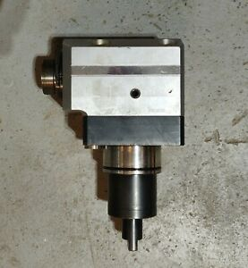 Alberti M90 3 5 Speed Increase 4 1 Er32 90 Degree Live Tool