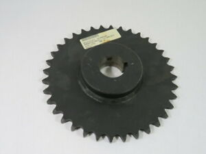 Martin 60b36 Roller Chain Sprocket 1 B 36 T 60 Chain 0 75 P Used