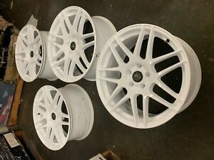 19 Inch Forgestar F14 Concave Forged Wheels Rims Honda Civic Accord Nissan
