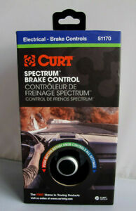 Curt 51170 Spectrum Electric Trailer Brake Control