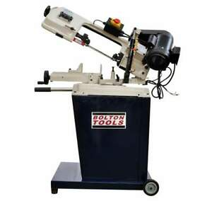 5 X 6 Metal Cutting Bandsaw With Swivel Head Bs 128hdr