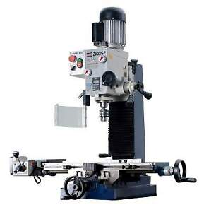 Zx32gp 27 9 16 X 7 1 16 Milling And Drilling Machine With Powerfeed