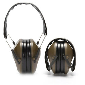 Abs Anti noise Earmuffs Ear Protection Shooting Hunting Work Hearing Protector