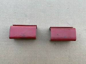 Vintage Mac Or Snap On Side Tool Box Hangers Quality