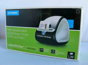 Dymo Labelwriter 450 Turbo Usb Label Printer For Pc And Mac