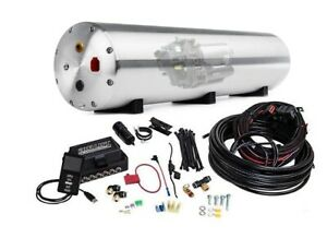 Accuair Endo ct Raw Aluminum Tank Air Lift Performance 3p 27685 Management Kit