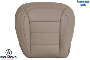 2012 2015 Mercedes Benz Ml Passenger Side Bottom Genuine Leather Seat Cover Tan
