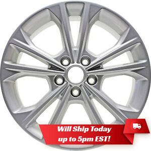 New Set Of 4 17 Alloy Wheels Rims For 2017 2018 2019 Ford Escape 10108
